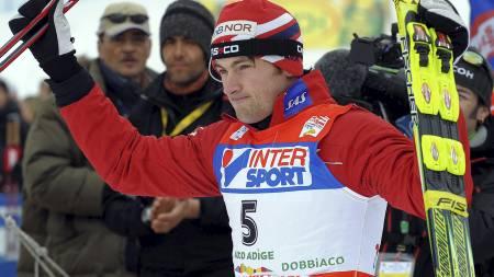 Petter Northug (Foto: CARLO FERRARO/EPA)