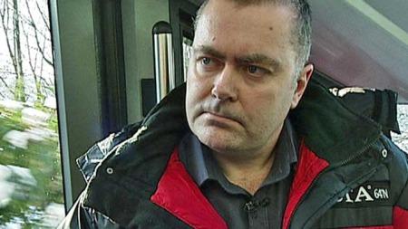 Den tidligere spesialsoldaten Rolf Landaas har bistått med å få 20 bortførte barn hjem til sin mor eller far. (Foto: TV 2)