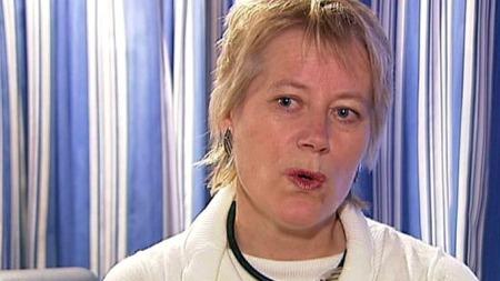 KRITISK: Eilin Ekeland i Norsk Fysioterapiforbund.