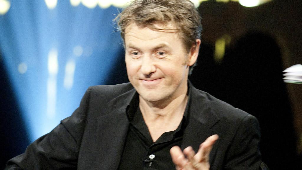 LAGER ALLEN-SPESIAL: Programleder Fredrik Skavlan.