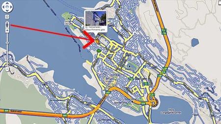 Google Street View (Foto: Skjermdump)