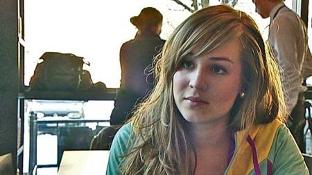 Silje Schevigs lillesøster ble bortført til Tyskland av sin egen mor.  (Foto: TV 2)