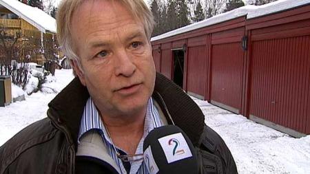 Advokat Petter Sørensen. (Foto:   TV 2)