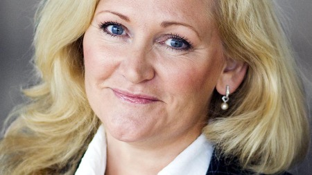 Guri Wormdahl, kommunikasjonsdirektør i Opplysningen AS. (Foto: Finn Stle Felberg)