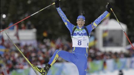 Björn Ferry (Foto: Andrew Medichini/AP)