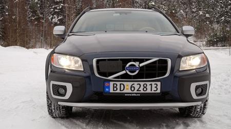 Volvo-XC70-front (Foto: Benny Christensen)