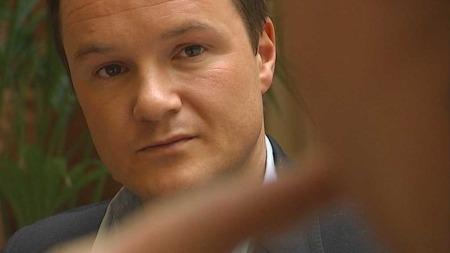 Andre Oktay Dahl vil sjekke om politiet bryter loven. (Foto: Olav T. Hustad Wold)