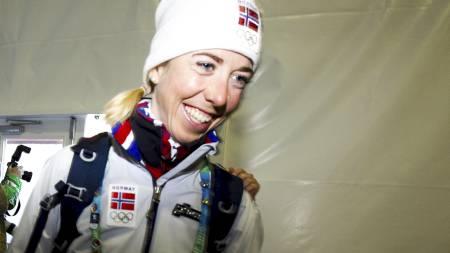 Kristin Størmer Steira (Foto: Junge, Heiko/Scanpix)