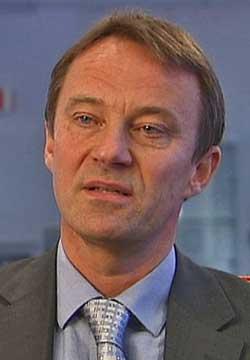 Jon Fitje er analysesjef i Politiets sikkerhetstjeneste.
