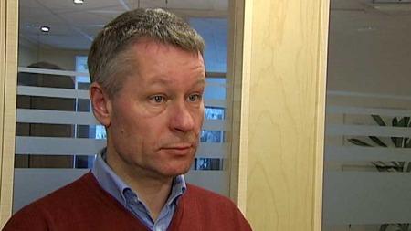 FORSVARER: Peder Morset er forsvarer for 25-åringen som har tilstått drapet på Faiza Ashraf. (Foto: TV 2 /Torstein Wold  )