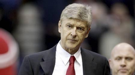 Arsene Wenger (Foto: Jon Super/AP)