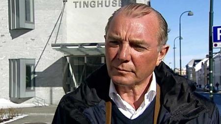 17-åringens forsvarer, Harald Johannessen sier hans klient ikke husker at han har gjort noe mot 9-åringen. (Foto: Audun Kolstad)