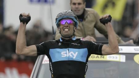 Juan Antonio   Flecha (Foto: Yves Logghe/AP)