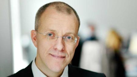 Informasjonsdirektør i Acta, Rune Wangsmo. (Foto: Terje Borud)