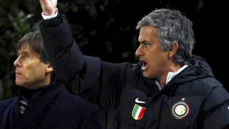 Jose Mourinho (Foto: ALESSANDRO GAROFALO/REUTERS)