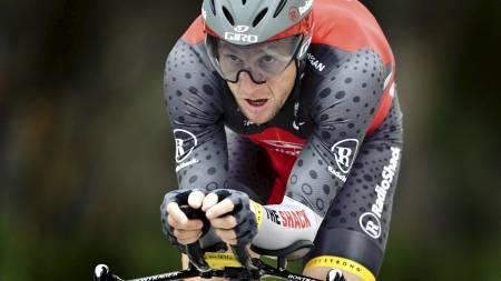 Lance Armstrong (Foto: Daniel Ochoa de Olza/AP)