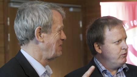 Yngve Hallèn (Foto: Holm, Morten/SCANPIX)