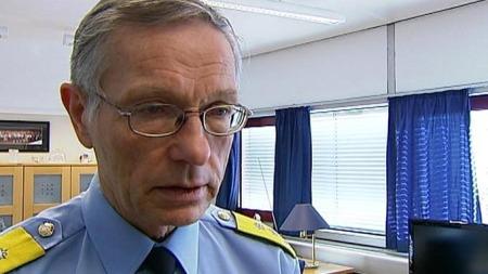 MÅ KUTTE: Politimester Anstein Gjengedal. (Foto: Fredrik Buer)