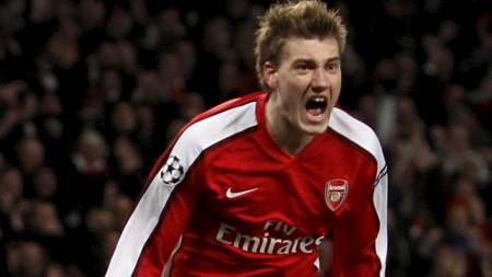 Arsenal's Nicklas Bendtner (Foto: EDDIE KEOGH/REUTERS)