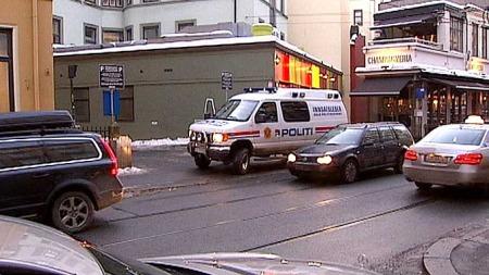 ALVORLIG   SAK: To ungarske kvinner ble voldtatt på Frogner i Oslo mandag. (Foto:   Aage Aune)