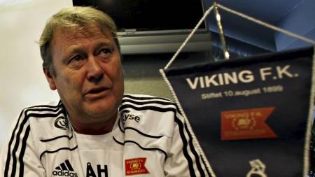 Åge Hareide (Foto: Hansen, Alf Ove/SCANPIX)