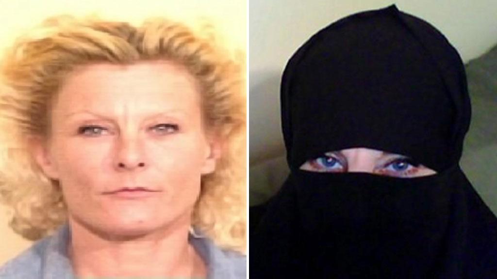 TERRORSIKTET: «Jihad Jane», eller Coleen LaRose som hun egentlig heter, er siktet for å ha planlagt å ta livet av en svensk statsborger.  (Foto: CBS/AFP/SCANPIX)