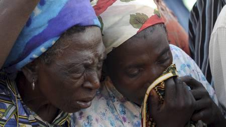 KONFLIKTOMRÅDE: I regionen Plateau State har det oppstått flere sammenstøt mellom kristne fra sør i landet og muslimer fra nord. (Foto: STR/AFP)