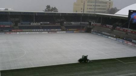 Color Line Stadion (Foto: TV 2/)
