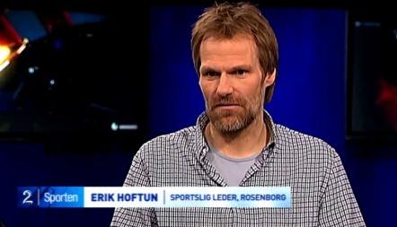 Erik Hoftun, RBK