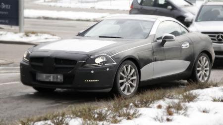 Mercedes SLK 002 (Foto: Scoopy)