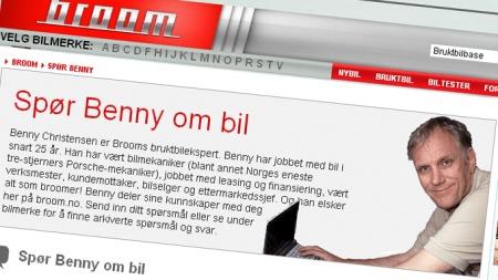 Spør Benny