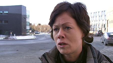 VIL HA STRAFF: Solveig Horne (Frp) ønsker at kvinner pålegges informasjonsplikt om barnefar og at det bør være straffbart å lyve. (Foto: TV 2)