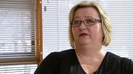 - HORRIBELT: Mor avdøde Benjamin Hermansen, Marit Hermansen, synes det er forferdelig at sønnens drapsmann nå belønnes. (Foto: TV 2)