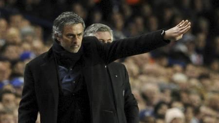 Jose Mourinho (Foto: Tom Hevezi/AP)