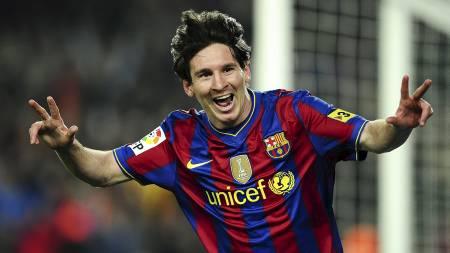 Lionel Messi er i storform. (Foto: David Ramos/AP)