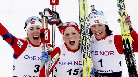 Marit Bjørgen (Foto: Solum, Stian Lysberg/SCANPIX)
