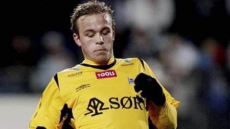 Christer Kleiven står med to nettkjenninger på to kamper så langt. (Foto: Solum, Stian Lysberg/SCANPIX)
