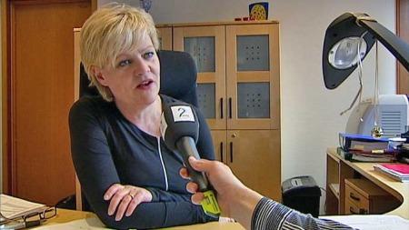 Kristin Halvorsen - Kunnskapsminister (Foto: Nina Kausland/TV 2)