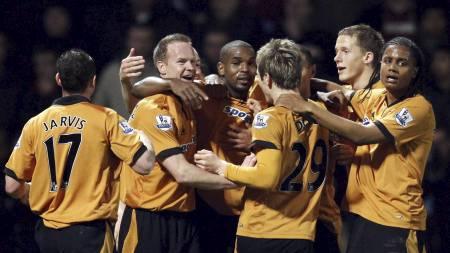 Wolverhampton (Foto: IAN KINGTON/AFP)