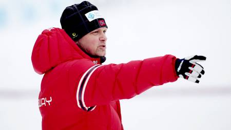 HOPPEKSPERT:  Kjetil Strandbråten blir TV 2s ekspertkommentator under hoppkonkurransene i Sotsji-OL. (Foto: SOLUM, STIAN LYSBERG/NTB scanpix)