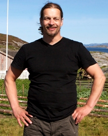 Geir ble sendt hjem fra «Farmen» og er nå tilbake i Molde.