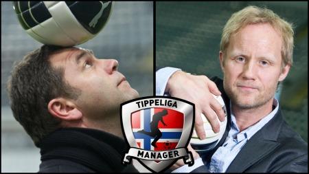Bengt Eriksen og Øyvind Alsaker (Foto: Scanpix/TV   2)
