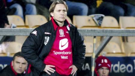 Branns trener Steinar Nilsen (Foto: Solum, Stian Lysberg/Scanpix)