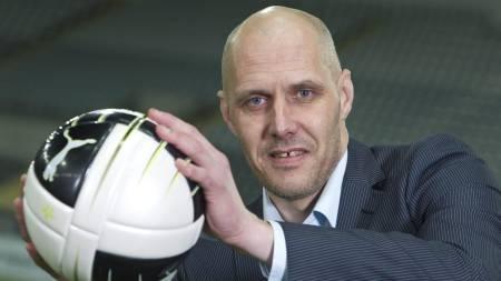 VIL IKKE MØTE GODE HJEMMELAG: TV 2s   fotballekspert Frode Olsen. (Foto: Poppe, Cornelius/SCANPIX)