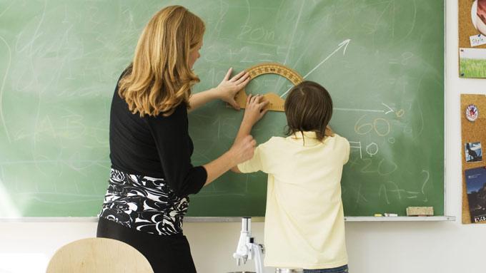 TRYGT YRKE: Ledigheten blant lærere er lav. (Foto: Colourbox)