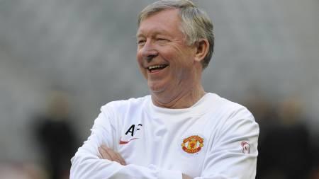 Sir Alex Ferguson (Foto: Christof Stache/AP)