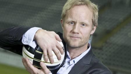 Øyvind Alsaker (Foto: Poppe, Cornelius/SCANPIX)