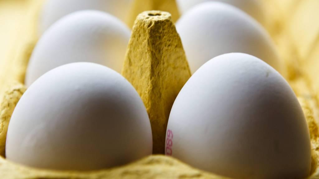 NØKKELHULL: Myndighetene i Norge, Sverige og Danmark har valgt Nøkkelhullet som symbol på sunnere matvarer. Kriteriene for hvilke matvarer som kan få Nøkkelhullet er fastsatt av norske, svenske og danske mat- og helsemyndigheter i fellesskap. (Foto: Poppe, Cornelius/SCANPIX)