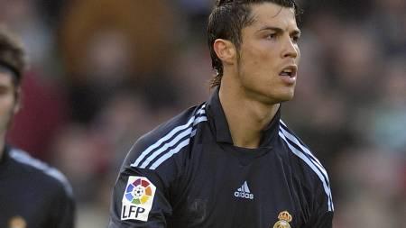 Cristiano Ronaldo (Foto: PEDRO ARMESTRE/AFP)