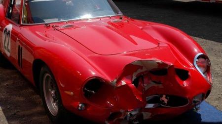 Dyreste krasj 250 GTO